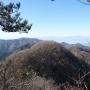 笹子雁ヶ腹摺山 - 大菩薩連嶺と御坂山地をつなぐ山々