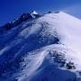 冬季西穂高、山荘泊りでP/Pまで二往復