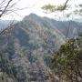 鍵掛山(大島ダムより林道経由で周回)