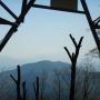 権現山 - 北都留三山の盟主に恥じない大きな山体