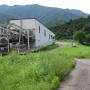 八海山ロープウェイ登山道