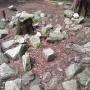 大比叡山(きらら坂登山口)、延暦寺西塔から玉体杉、横高山、水井山、仰木峠、大原への縦走路