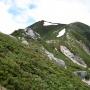 越百山〜南駒ヶ岳〜空木岳縦走周回(伊奈川より)