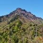 土小屋から石鎚山東稜を通って堂が森でテント泊縦走!