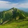 越後駒ヶ岳  (枝折峠からピストン)