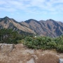 毛勝山(西北尾根ルート/東又谷登山口起点の往復)