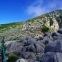 木曽駒ヶ岳、宝剣岳、三の沢岳、極楽平から北上周回