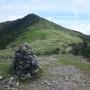 八淵の滝-武奈ヶ岳