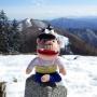 小袖乗越〜ブナ坂(石尾根)〜雲取山山頂