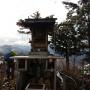 秩父御岳山(三峰口から抜けて大滝温泉遊湯館へ)
