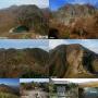三周ヶ岳(岐阜県側から夜叉池経由でピストン)