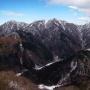 青根からの蛭ヶ岳登頂ルート みやま山荘泊 ピストン