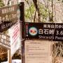 菰釣山 大栂椿丸コース