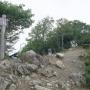 大普賢岳(トンネル西口からピストン)