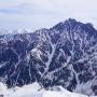 海抜ゼロからの北アルプス。早月川河口から、劔岳、立山、薬師岳、黒部五郎岳、槍ヶ岳、上高地へ