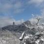 釈迦岳(スノーピーク奥日田〜矢部越登山口車移動ルート)