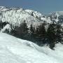 籾糠山:天生峠−天生湿原−カラ谷登山道−山頂−ブナ探勝路−天生湿原−天生峠
