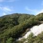 竜ヶ岳 展望良好な笹原の尾根と二次林の尾根歩き(遠足尾根〜金山尾根)宇賀渓発着