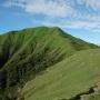 高の瀬渓谷からスーパー林道を利用で剣山系へ