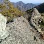 黒瀧山幕岩東稜