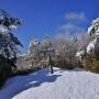 積雪期大座礼山