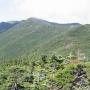 大弛峠から北奥仙丈、国師ヶ岳ピストン