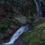 小峠(竜ヶ岳山系) 渓流周回コース (宇賀渓キャンプ場発着、熊谷、長尾滝、五階滝)