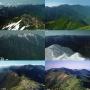 南アルプス南部 光岳から聖岳を芝沢ゲートから廻る