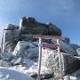 金峰山-みずがき山荘からピストン