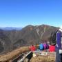 塔ノ岳周回ルート 三ノ塔尾根からあがって主脈を堪能、バカ尾根下り