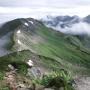 笠ヶ岳・水晶岳