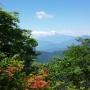 檜原都民の森から三頭山